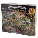 Puzzle 48pc Bible Floor Size 24x36 3 Assorted # Cm-8959