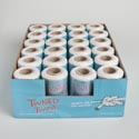 Rope Cotton Twine 300ft 100% White On Paper Core/24pc Pdq