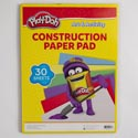 Construction Paper 30 Sheet Play-doh In 24 Pc Tray Pack
