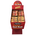 Nut Roll Pearsons Orig Salted Peanut Butter 3.25 Oz Combo Shipper Size Bars