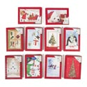Christmas Cards Boxed 14 Ct Pp$6.99 For Rite Aid-shelf Pulls