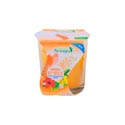 Candle Jar 3oz Scented Tropical Sunrise 25hour