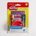 Play-doh Creativity Pack 1 Can Of Doh, 4 Crayons, 1 Book