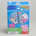 Travel Kit Peppa Pig 8pc Pdq Tray Boxed 10 Boards *3.99* 10 Markers, 25 Stickers