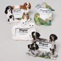 Dog Magnets 6 Assorted Randomly To The Case -color Box