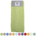 Bath Towel 20 X 35 Carded 12 Colors Assorted # Tt11366-1