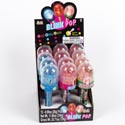 Candy Blink Pop 3 Assorted Flavors In Counter Display