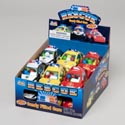 Candy Filled Cars 3asst Rescue Vehicles 12pc Counter Display