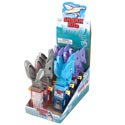 Candy Shark Bite Lollipop 12pc Counter Display