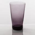Drinkware 15.2 Oz Purple Cooler Glass Elegance