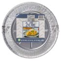 Aluminum Pie Pan 10in 2pk In Pdq Display 9.625 X 1.1875