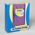 Portfolio W/prongs 2pk Solid Colors/pk Asst Colors In Pdq In Pp Bag Gov Stat Speaker Label