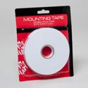 Tape Foam Double-stick Mounting .75in X 5.5yd X 2mm Gov Hardware Blister Card