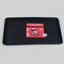 Boot Tray All Purpose 22x13 Blk Recycle Pp Hdwr Color Insert