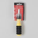 Screwdriver 6-n-1 Hardware Half Clam Shell