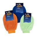 Cleaning Mitt Microfiber Wet/dry 3asst Colors Auto Header Card