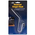 Headrest Hanger/hook Steel For Bags/purse/coat Auto Blc