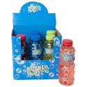 Bubbles 16oz 6pc Cntr Display 3 Asst Bottle Colors/color Label