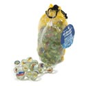 Marbles 60ct +2 Shooters In Pvc Bag W/hangtag