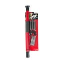 Ninja Blow Dart Playset 10.5in W/5 Soft Darts/tcd