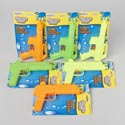 Water Gun X-22 9in Carded 2asst Styles/3 Colors