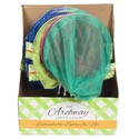 Butterfly/garden Net W/extendble Handle 4ast Clrs/24pc Pdq/ht 14.76in To 34in Netsize-7.87in
