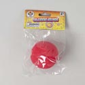 Clown Nose Red Foam 2.5in Polybag/header