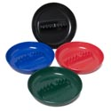Ashtray 7in Round Melamine 4ast Color Upc Label