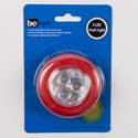 Push Light Led Self Adhesive Super White Light Hswe/blstr Crd 3aaa Batteries Required