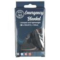 Emergency Blanket Camping Essential 84 X 53in Aluminum Camping Color Box