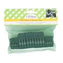 Garden & Plant Clips 20pc Ast Size In Mesh Bag W/grdn Header