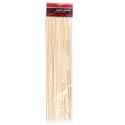 Skewers Bamboo 50pc 16in Zip- Storage 4mm Bbq Polybag/header