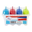 Ice Pop Mold 4pk **shrink W/summer Label