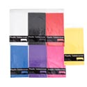 Tablecover 54x108 Peva 8asst Solid Colors In Printed Polybag