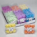Bows Mini Star 9pc 6asst Colors 3 Finish Per Pack In Acetate Box Gov Party Speaker Label 48pc