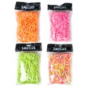 Shreds Paper 1.5oz 4ast Neon Colors 36pc Pdq Party Prtdpb Orange/green/pink/mixed