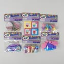 Party Favor 6ast Ice Cream Shop 4-8pc Assorted Favors Pbh