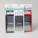 Grater Flat 3 Grating Textures 10in 3asst Color Kitch Pvh