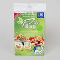 Produce Fresh Bag 10pk 15x9.8in/12pc Merchstrip Oppbag Insert/pbsleeve