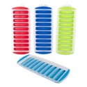 Ice Stick Tray W/easy Release Pop Out Slots/4ast Summer Clrs ** No Amazon Sales **