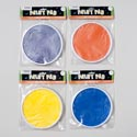 Paint Pad 6in Dia 4ast Colors Use W/stamps,hands Or Feet Gov Logo Polybag Header