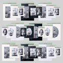 Photo Frame Mats 4x6/5x7/8x10 White/ivory/black-square Or Oval Mat Size 5x7/8x10/11x14in Pbh