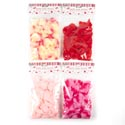 Rose Petals 200ct 4ast Colors Red/light Pink/drk Pink/yellow Wgtd To Red/pbh