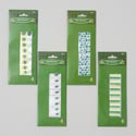 Nail Stickers St.patrick Designs 4ast Styles 10ct/12pc Merchstrip St.pat Gov Window Box