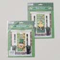 Door Cover St Patricks 30x60in 2asst Prints Leprechaun/bucket St Pat Polybag Insert