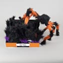 Spider Hairy Large 28in Extendable 3ast In 10pc Pdq Purple-orange-green Colors