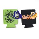 Can/bottle Cooler Neoprene 2-4ast Mixed Halloween Styles Gov Hall Hangtag
