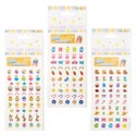Nail Stickers Easter 3ast Designs On 12pc Mdsg Strip