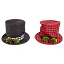 Cupcake Treat Box 2pk W/window 6ast Christmas Prints Gov Xmas Pbh