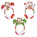 Party Decor Christmas 6asst Banners/centerpieces/hanging Gov Christmas Pbh